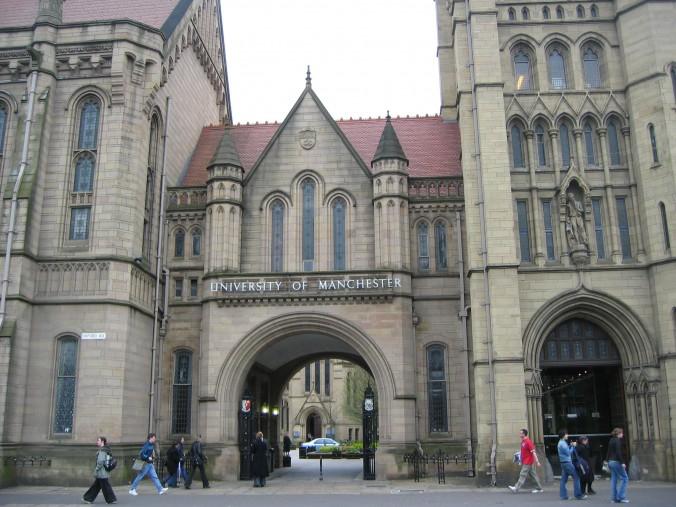 Manchester Uni Campus